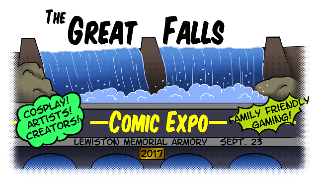 The Great Falls Comic Expo (2017)