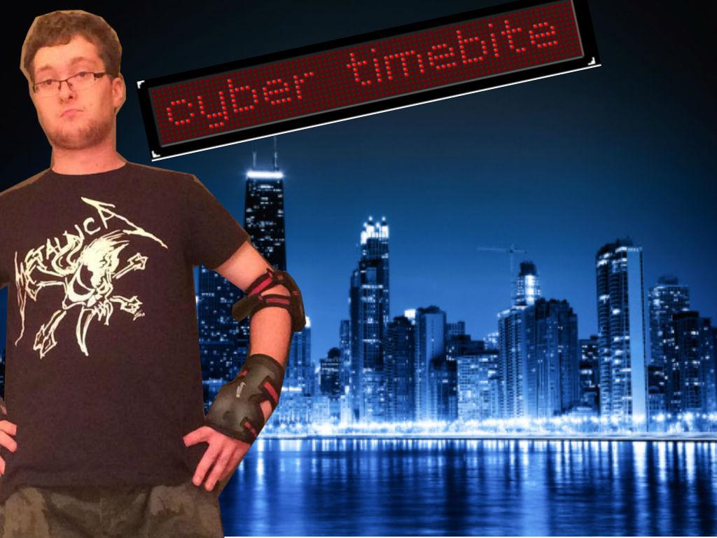 Cyber Timebite/Con TV