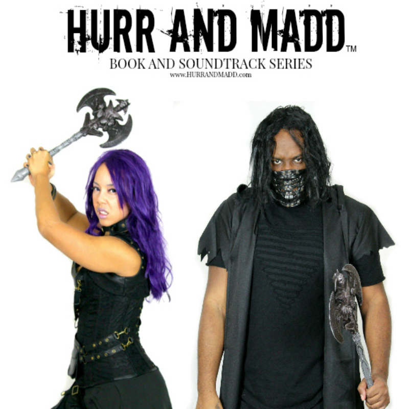 HURR AND MADD - Cosplay Musical Group